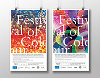 CRSC- FESTIVAL OF COLOUR / INTERNATIONAL COLOUR DAY