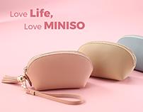 MINISO - eCommerce UI/UX Design