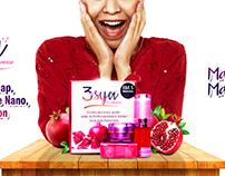 3 Sya Skincare Design