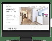 Website Wiete Hahn