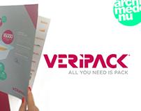Veripack - Brand identity