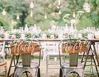 Wedding Signs - J+F