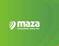 MAZA Transport Brand Guide