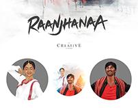 Raanjhanaa Digital Art.