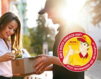 DHL Paket Austria // Campaign Design