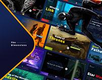 The Dimensions VR platform