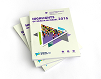 Highlights of Health 2016 fo Ministry of Health