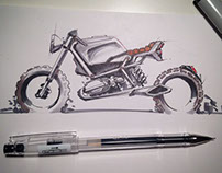 Bike sketches
