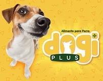 Diseño de Empaque Dogi Plus