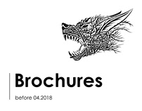 Brochures before 04.2018