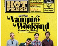 Journalism - Vampire Weekend cover story [HP]