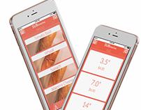 SUBmarine Mobile App Design