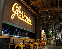 GROLIOUS CHAIN CAFE BY DIESEL