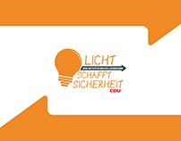 logo design for CDU