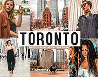 Free Toronto Mobile & Desktop Lightroom Preset