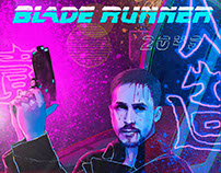 Tribute to Blade Runner 2049- Ryan Gosling Movie