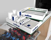 Lavazza - Cariparma, cabinet studio
