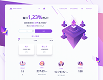 DAPP Smart-Pyramid