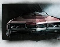 '66 Oldsmoble - Ninety Eight