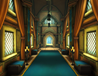 Castle Interiors - Environment Package