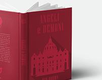 Dan Brown series — book cover