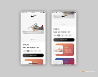 Day 104 - Product Detail UI Design