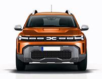 Dacia Duster 2023