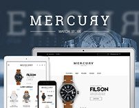 Mercury web store