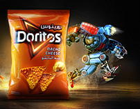 Doritos - For The Bold