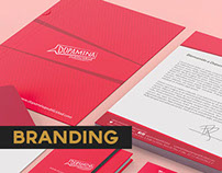 Dopamina Publicidad · Branding
