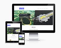 Webdesign / Susser Werbung