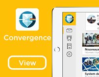 Convergence - A brand new way to read emails