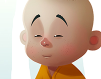 Little Monk 2