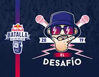 Red Bull BDLG - El Desafío