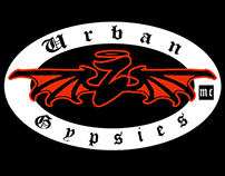 Motorcycle club logo design