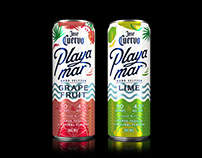 Cuervo Playamar Hard Seltzer