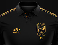 Al AHLY polo shirt
