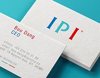 IPI - Brand Identity Design