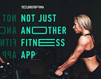 Fitness App Identity