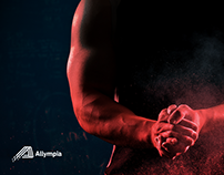 Allympia fitness app