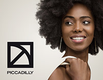 PICCADILLY Shoes ::: Rebrand [2017]