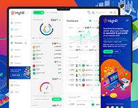 HighR | Webdesign & Identity