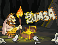 The Zumba - Game UI/UX Design