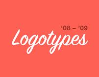 Various Logos 2008 – 2009