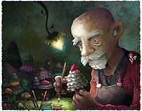 Mushroom Maker