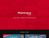 Mahindra Automobiles EDMs and Social Media