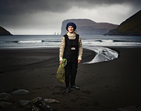 Land Rover - Faroese Portraits