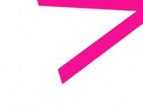 Animated gif // typographic response