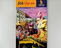SIA Hop-on Map, January-March 2010