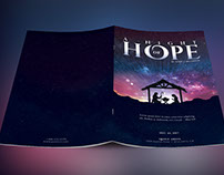 Hope Christmas Program Template